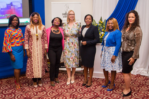 Lioness Lean In Breakfast Event - Lusaka Nov 8, 2017