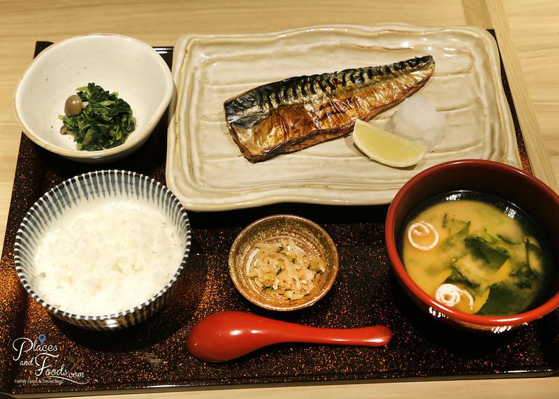 j's gate dining yayoi set meal