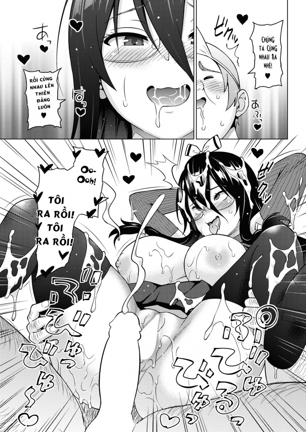 Hình ảnh  trong bài viết Tsukaretemo Koi ga Shitai! Ichi-wa