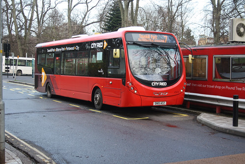First Hampshire and Dorset 47672 SN15ACZ