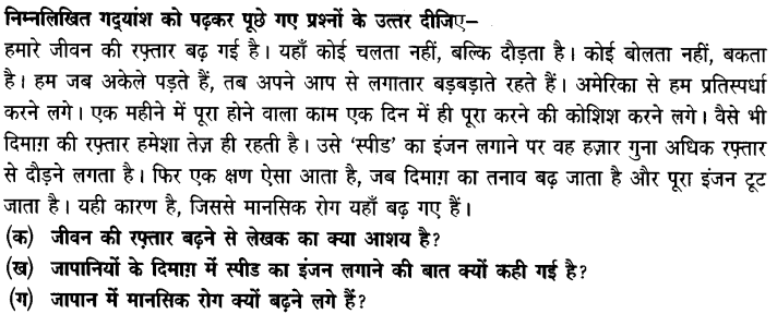 Chapter Wise Important Questions CBSE Class 10 Hindi B - पतझर में टूटी पत्तियाँ 48
