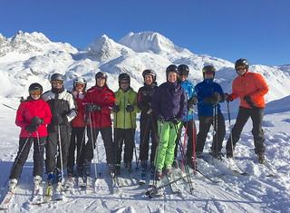 2018 - Skiweekend