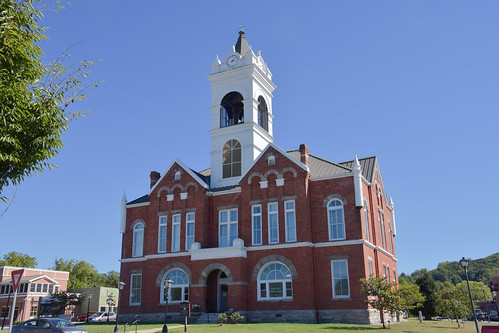 Historical Courthouse, Blairsville, GA