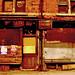 derelict shopfront _ fachada de tienda abandonada