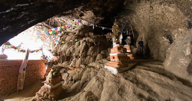 Chungsi Cave Gompa