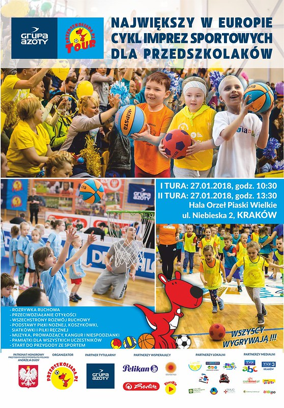 Plakat GAPT2018 Kraków