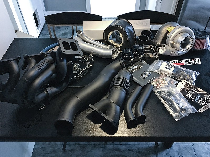 How To Install a BMW N54 Single Turbo Kit (135i & 335i