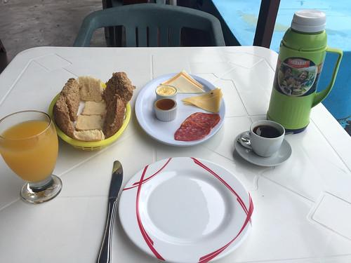 41 - Breakfast - Hotel Sol Azul - La Romana