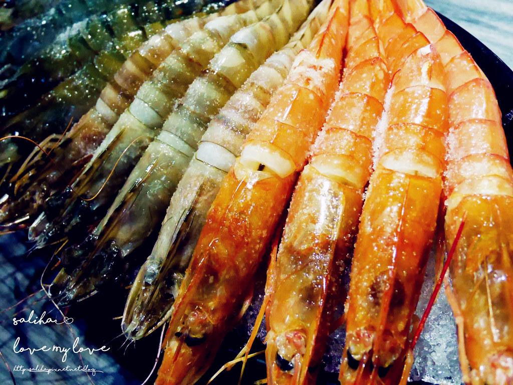 台北東區好吃海鮮吃到飽推薦好客燒烤 (1)