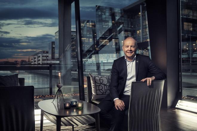Volvo Trucks_總裁 Claes Nilsson