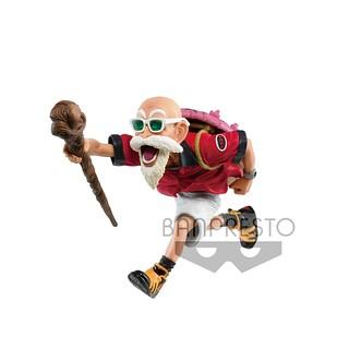 龜殼上的棕梠樹實在太俏皮啦~! Banpresto SCultures 系列《七龍珠》龜仙人 熱帶色彩ver. ドラゴンボール 亀仙人 Tropical Color ver.