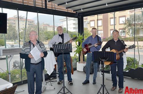 Olives Brasseria-.norveçliler- Suncafe- müzik