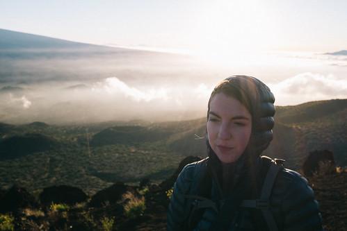 "Image titled ""Ashlyn, Up Mauna Kea."""