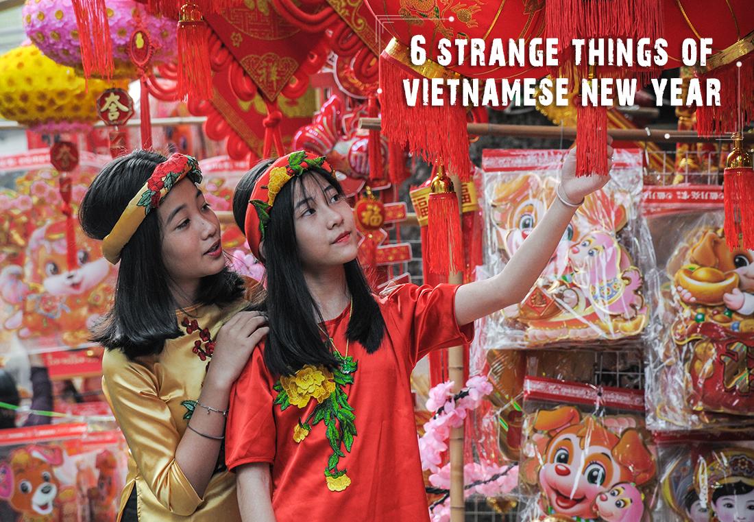 6 Strange Things Of Vietnamese New Year Captain Essy