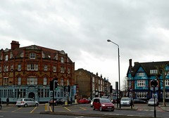 Greyhound Lane, Streatham,  The Mere Scribbler and The Rabbit Hole