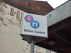 Bilston Central Tram Stop