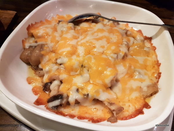 Assorted Mushroom Baked with Cheese