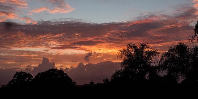 Sunrise over Stormfront