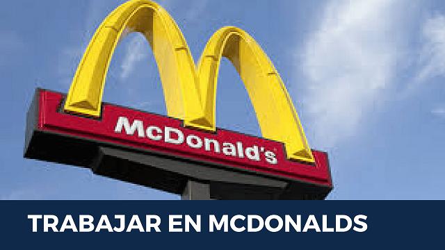 Trabajar en Mcdonalds Argentina