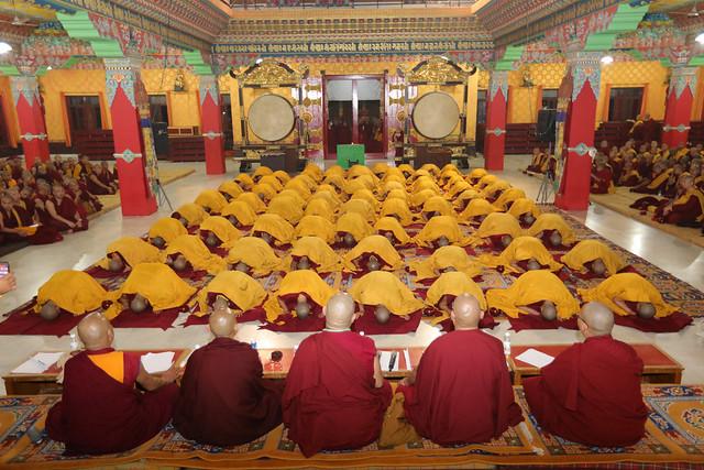 20180222Examination of Monastic Forms