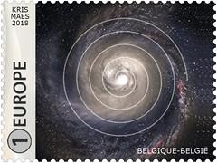 12 GÉOMÉTRIE DS LA NATURE timbre C