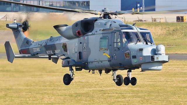 Westland AW159 Wildcat HMA.2 ZZ380 815 squadron
