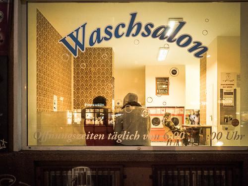 061 Waschsalon