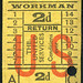 ticket - united services 2d