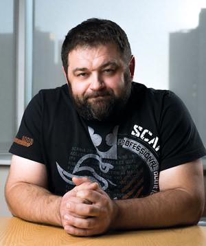 Алексей Олин