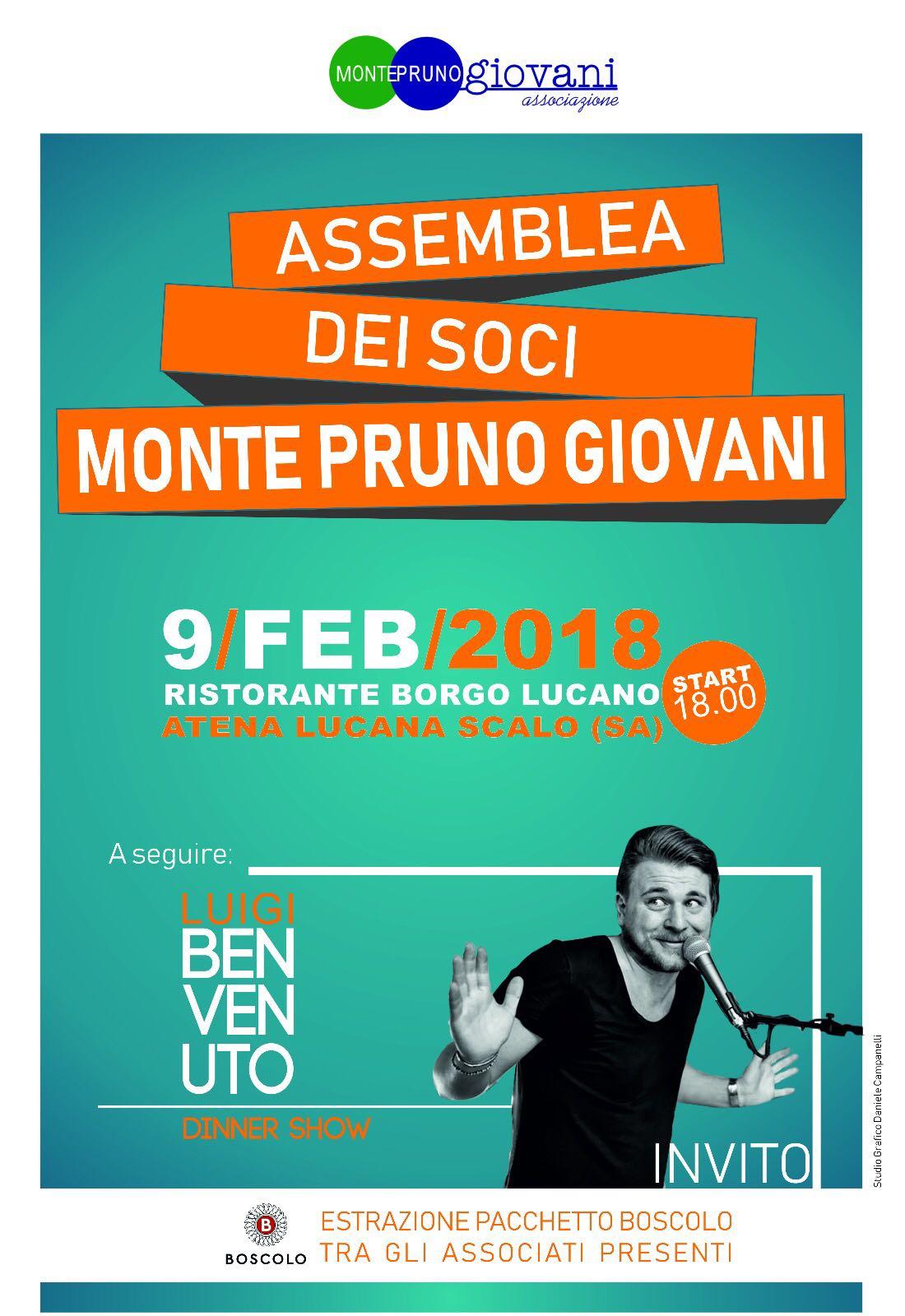 assemblea monte pruno giovani 10 febbraio 2018