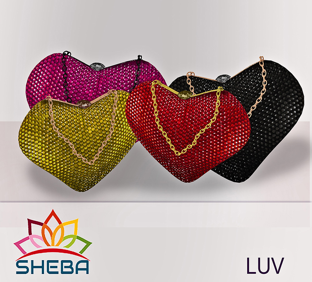 [Sheba] Luv clutch (Gift) - TeleportHub.com Live!