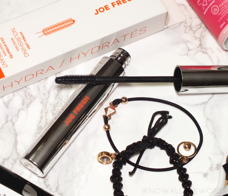 joe fresh hydra lash mascara