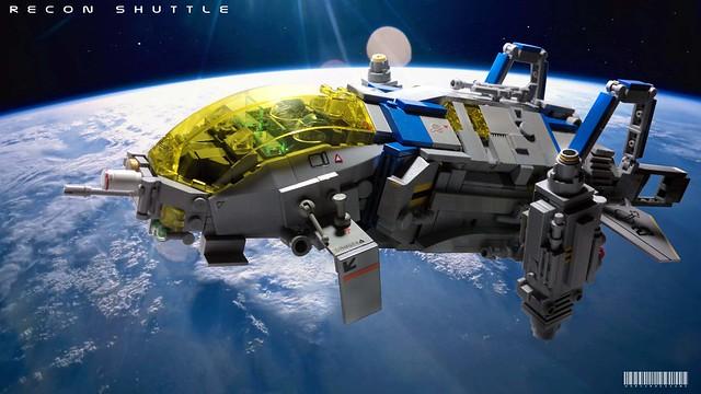 Orbiting...