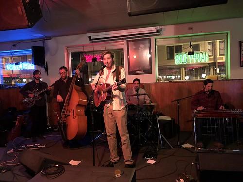 Cory Grinder Band  2 8 18
