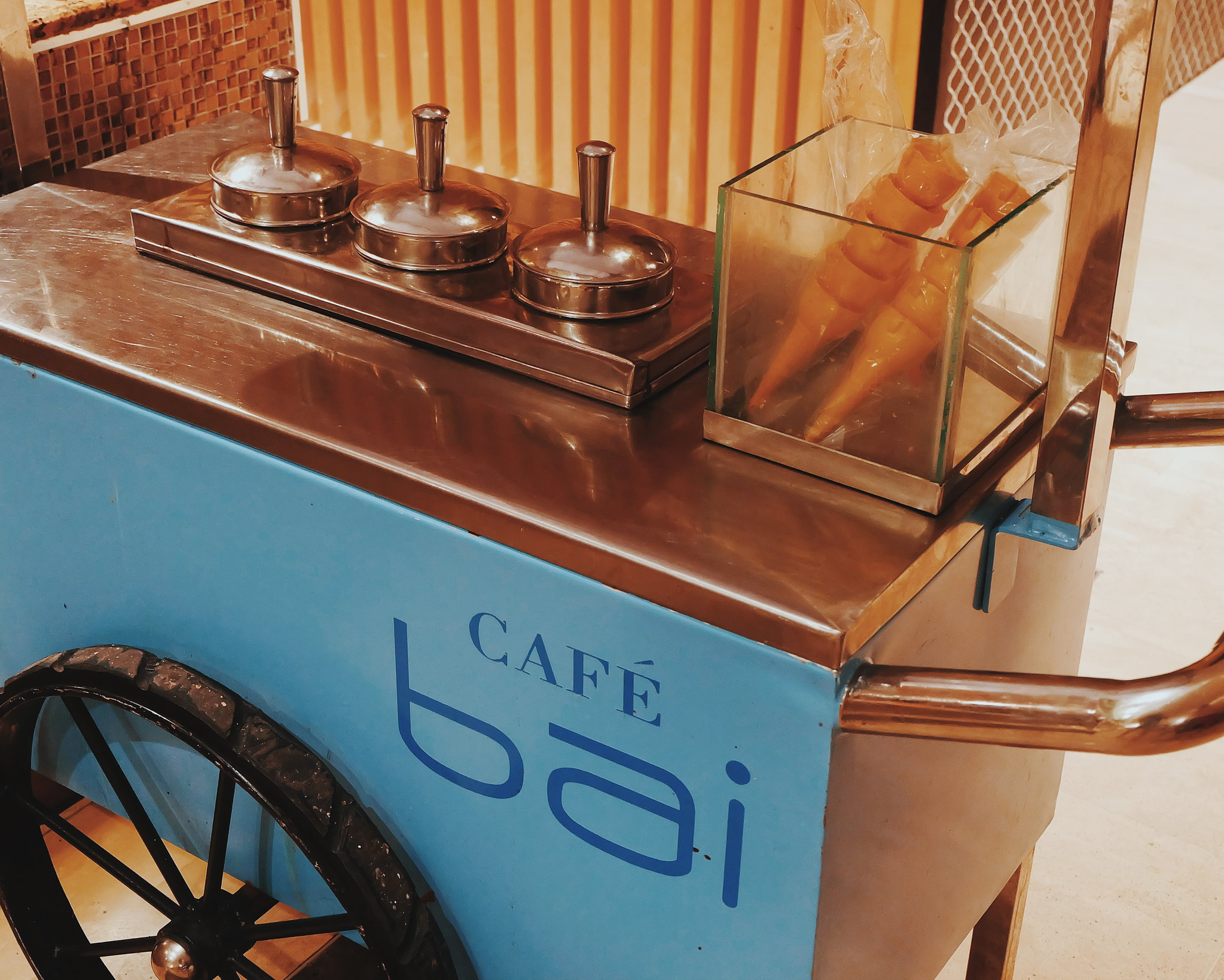 Bai Hotel Cebu Review Cafe Bai Buffet