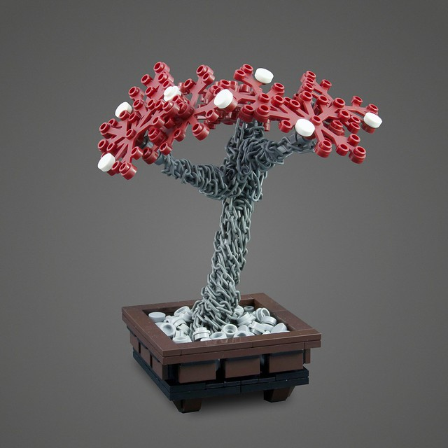 Chain Tree - Techniques arbres LEGO