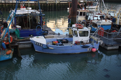 Fishing Boat RX82 NICOLA A J