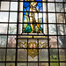 St George window   Holy Trinity Clapham   Clapham Common   Feb 2018-10