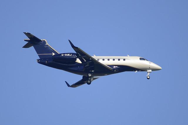 G-SUEJ Embraer EMB-500 Legacy 500