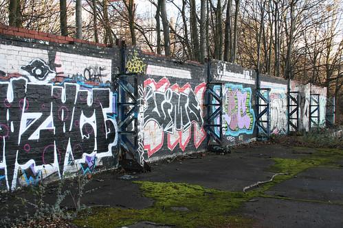 Shiregreen/Ecclesfield graffiti-6