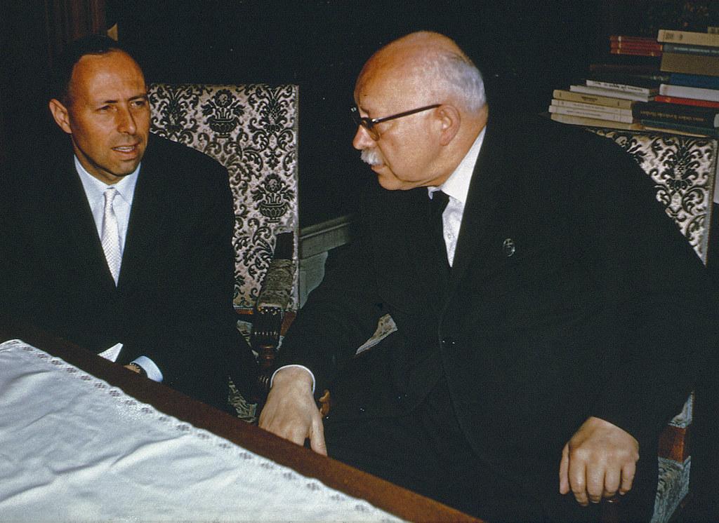 Vorsteherzeit Pfr. Walter von Arburg