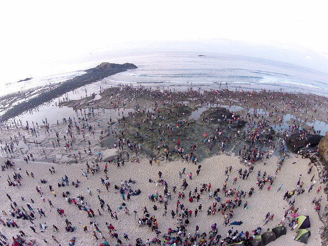 Festival Bau Nyale Mandalika