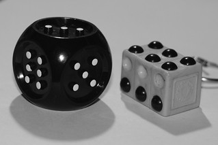 Two Tactile Cubes