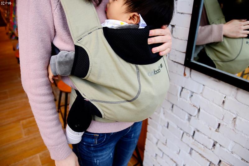 英國Caboo DXgo探索揹巾推薦嬰兒揹巾 (27)