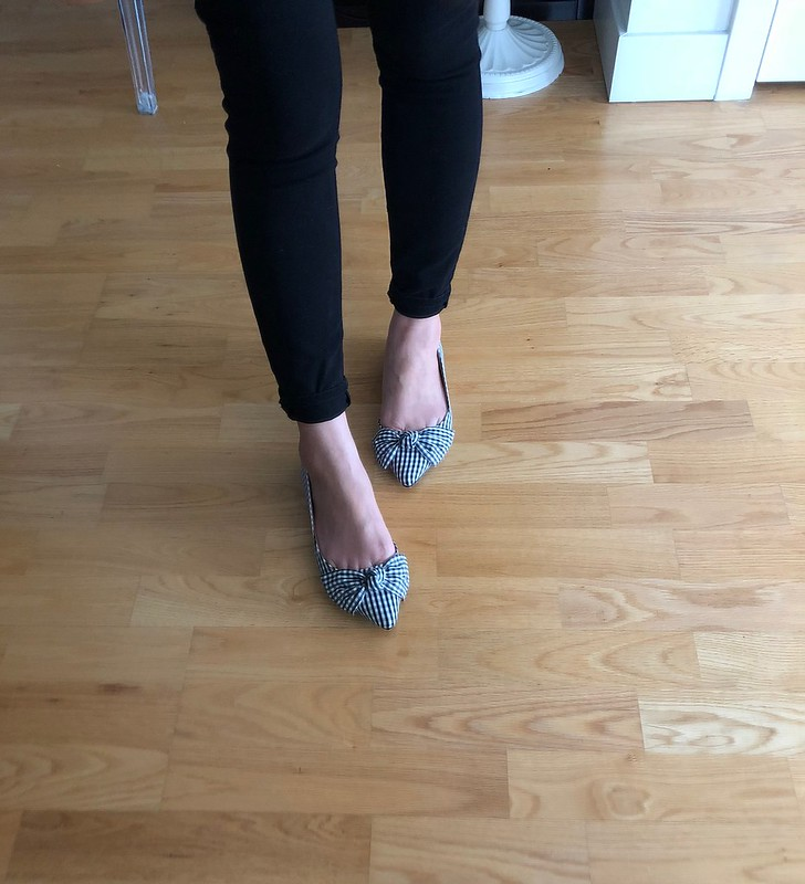 A New Day Jayme Bow Ballet Flats