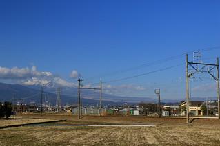 18きっぷ 5日目 - 富士山 こんな日もあるさ