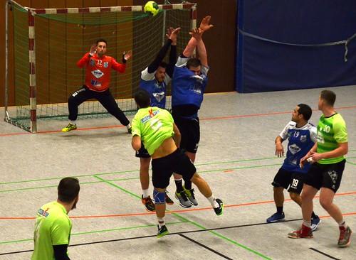 TSV Solingen-Aufderhöhe 30:26 HSG Wesel