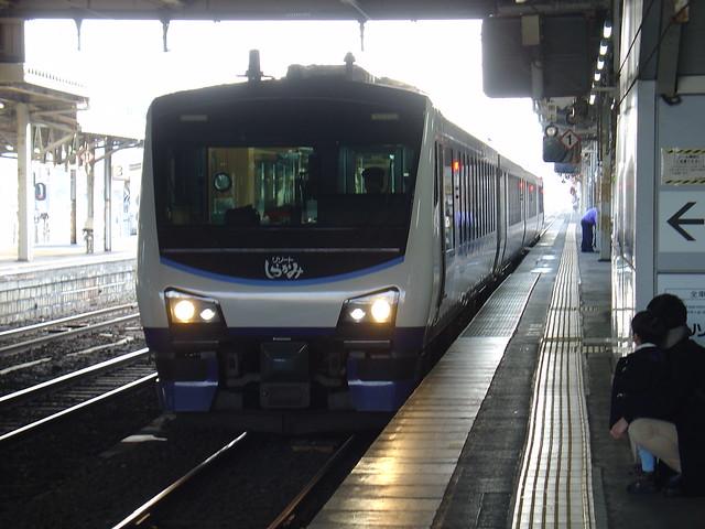 ひたすら列車旅2-4 リゾートしらかみ (HB-E300系)