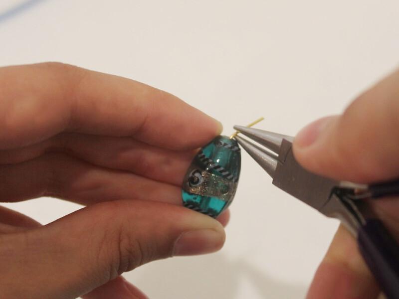 bending pin