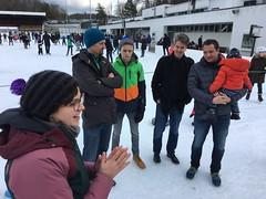 Eisstockschiessen 2018 Dolder - 25 Jahre VTM